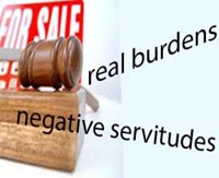 Preserving real burdens and negative servitudes – 28 November 2014